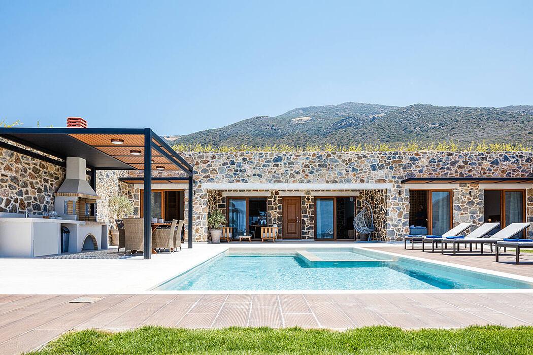 Villa Violeta by Dimiourgiki