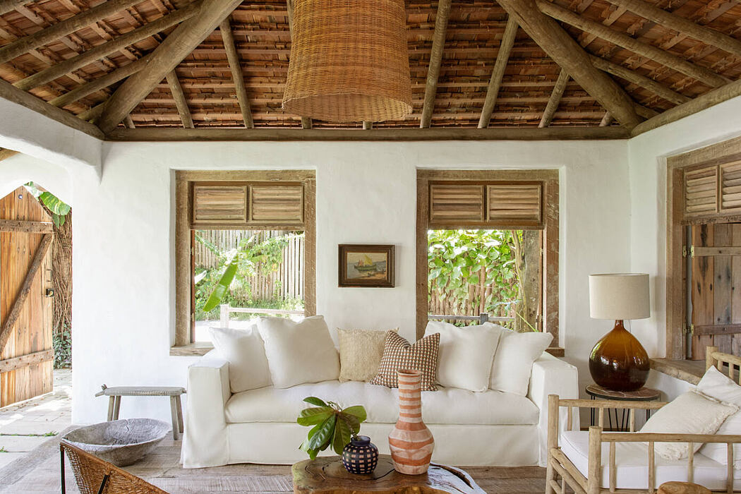 Trancoso House by Todos Arquitetura