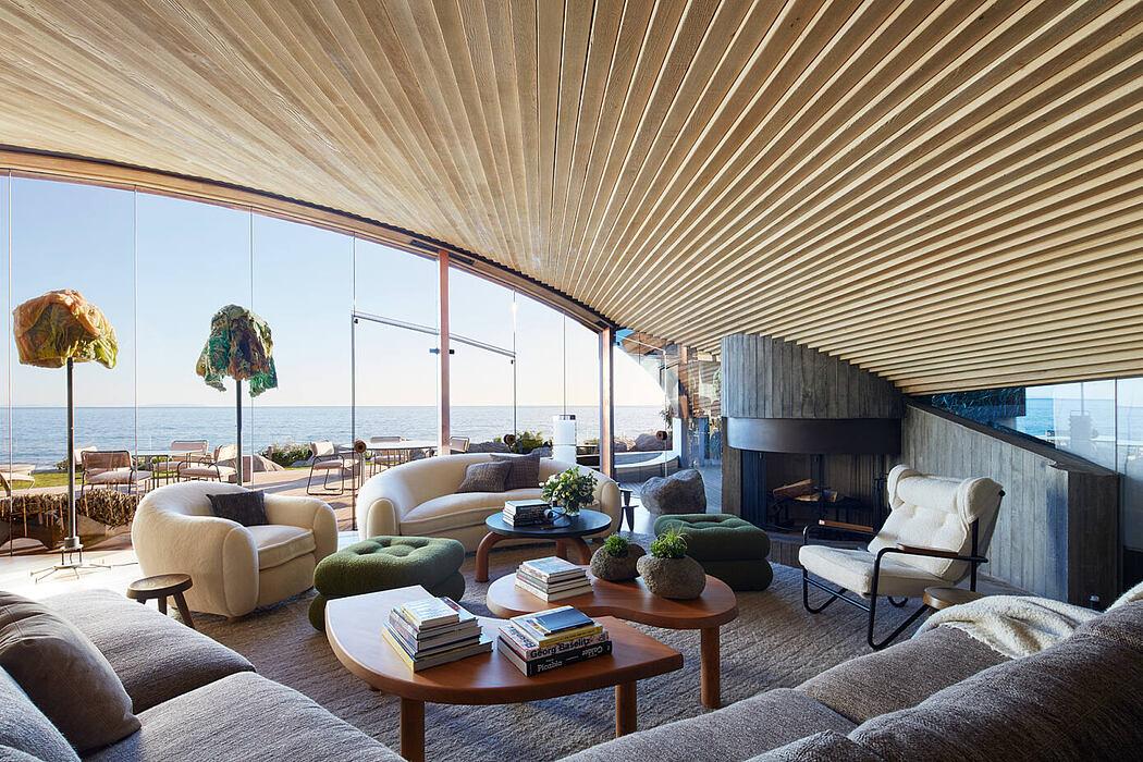 Carbon Beach House by Kovac Design Studio