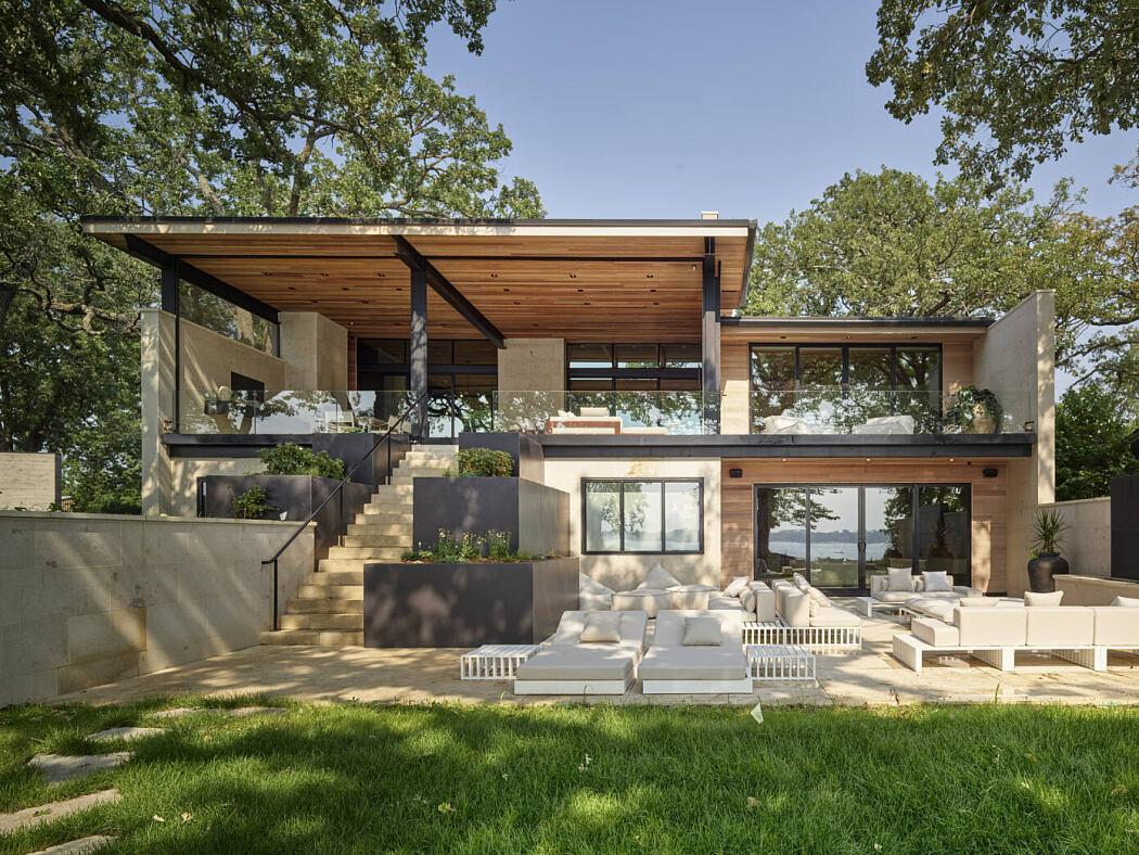 Okaboji by Robert J. Neylan Architects