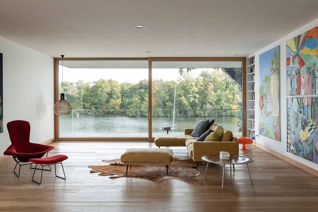 Lake House by Carlos Zwick Architekten