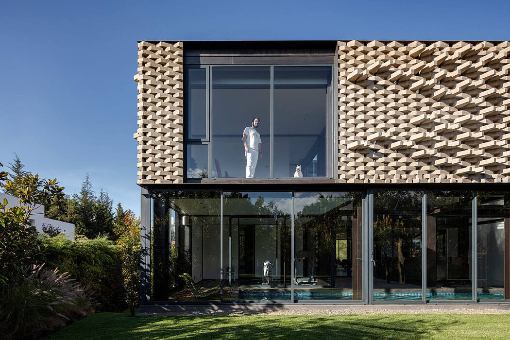 A House in the Andes by odd+ architects