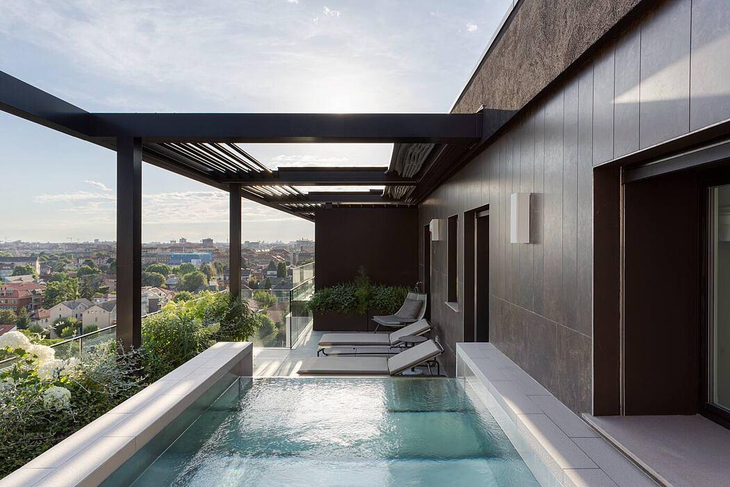 Apartment in Maggiolina by Nomade Architettura Interior Design