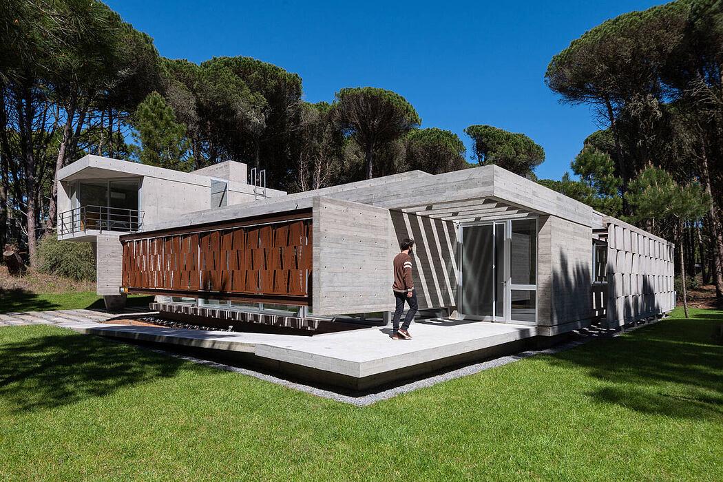 Galatea House by Estudio Galera