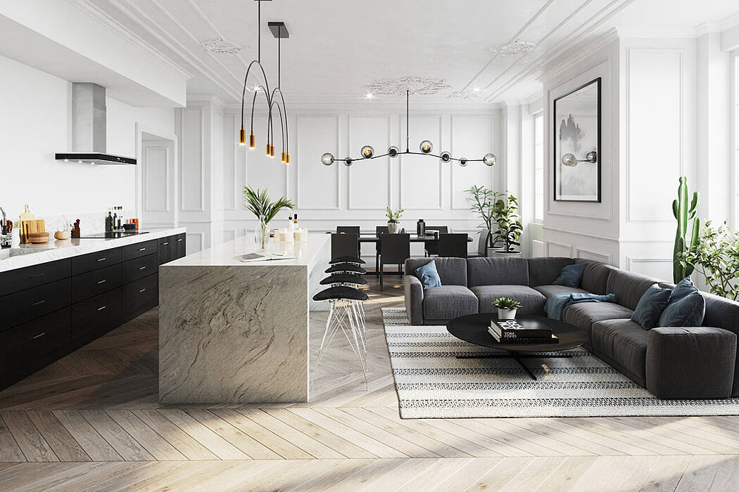 Ivy Place by Acad Studio