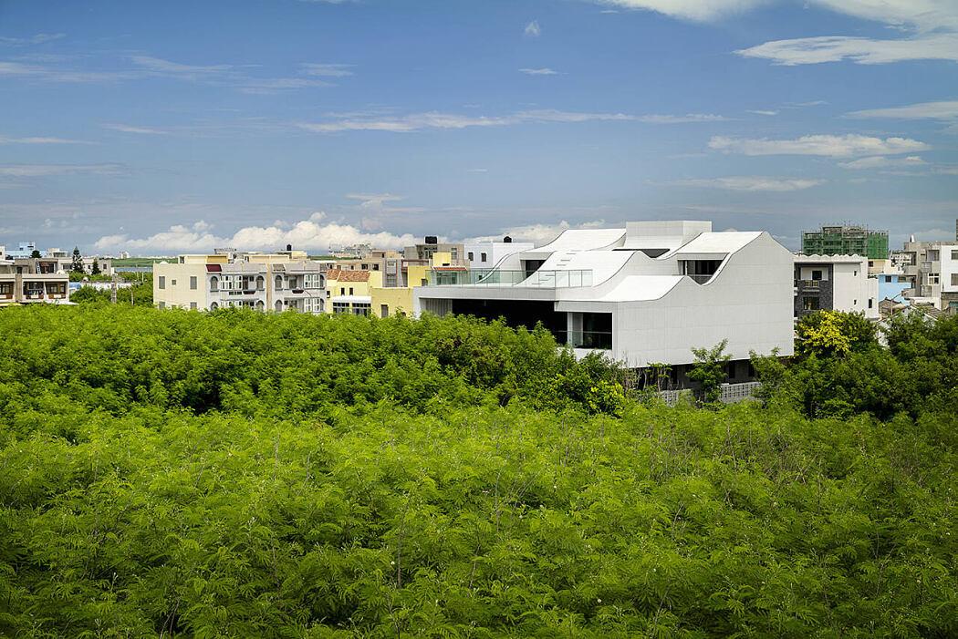 Penghu House by Xrange Architects