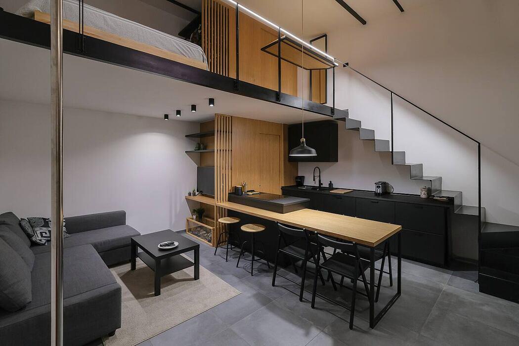 Casa Ninù by Vid'A