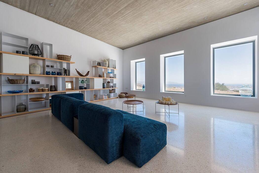 Screenshot House by G + A Evripiotis