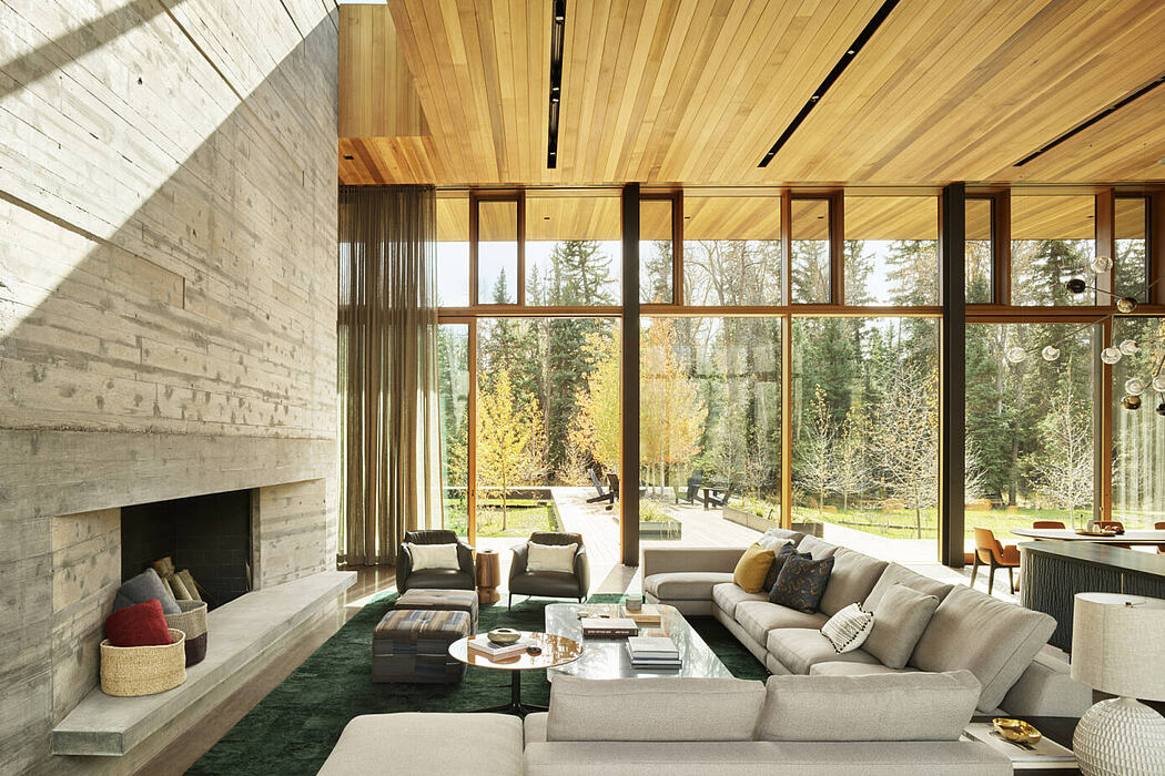 Riverbend by CLB Architects