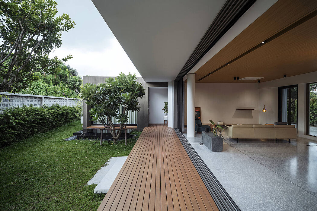 TYH House by Alkhemist Architects