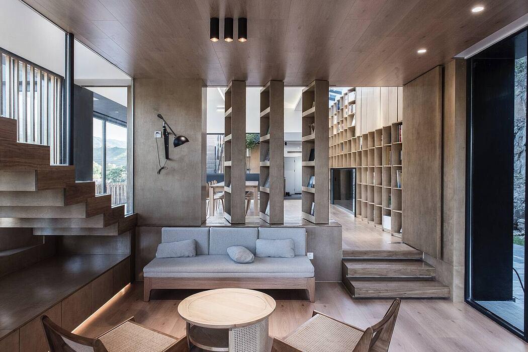 Donghulin Guest House by Fon Studio