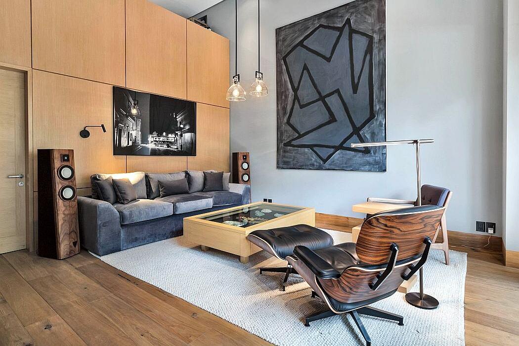 Esponda Studio by Arquitectura ERRE
