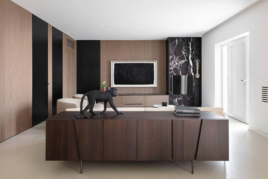 Casa AA by 2A. Architetti
