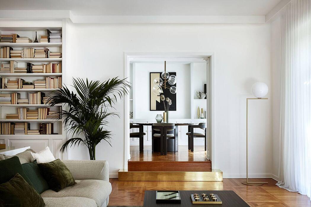 Casa Tamburini by Dainelli Studio