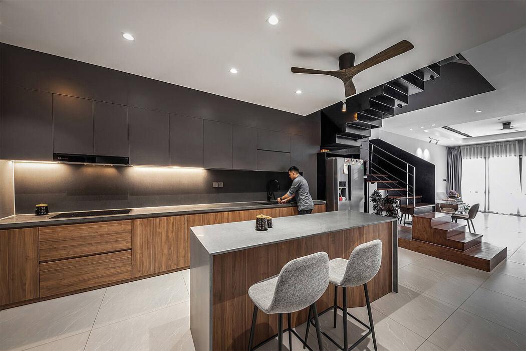 HaMy's House by Ashera Architects