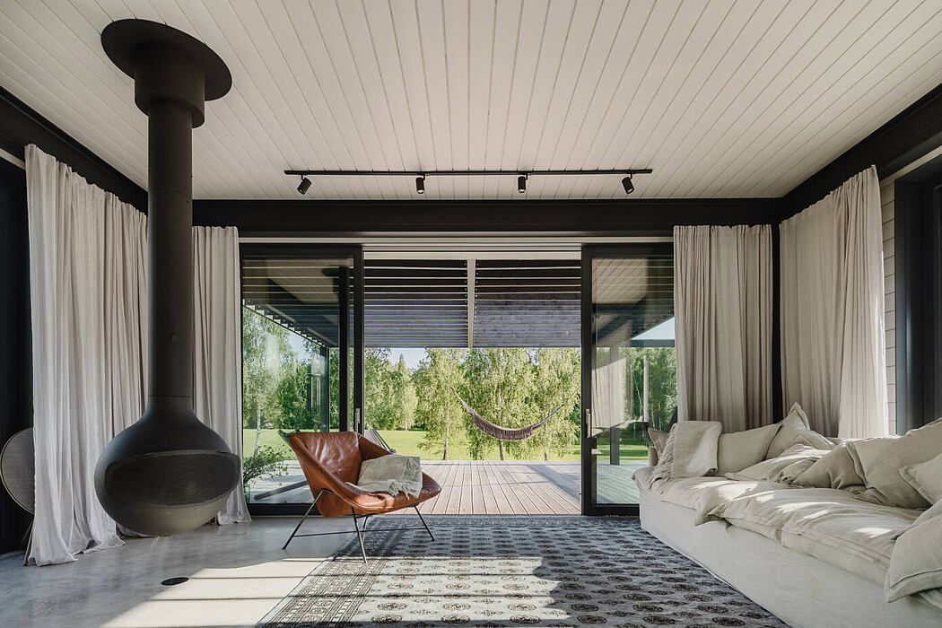 KRM House by Open Ad Architects