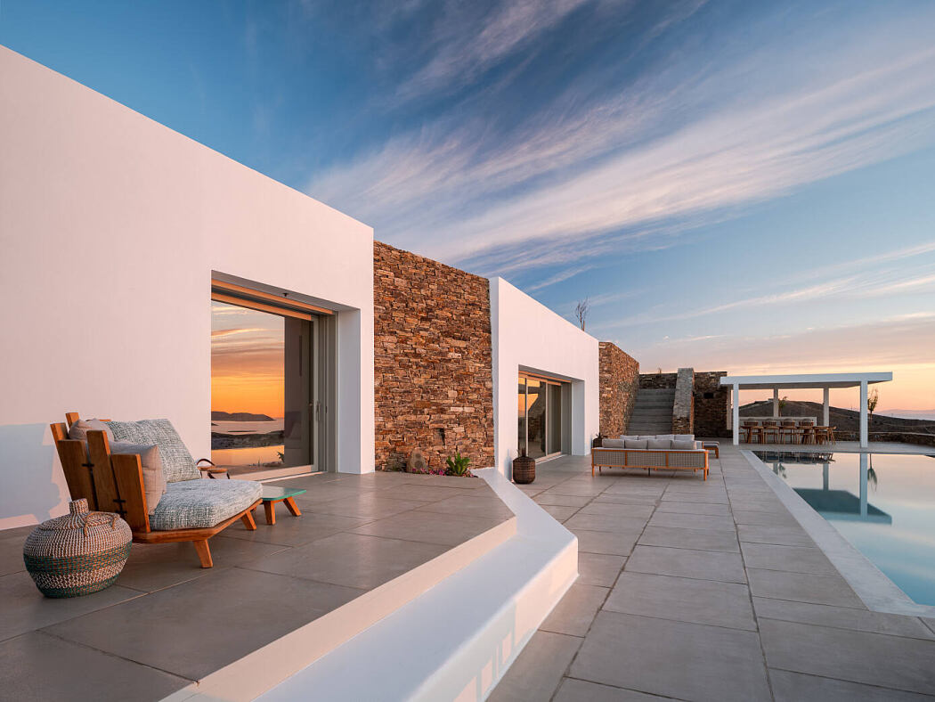 Subterranean Private Villa by Tsolakis Architects