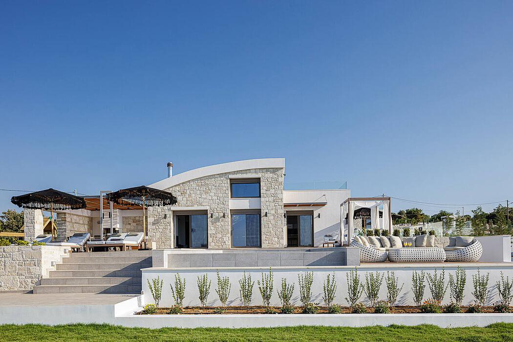 Oneiric Villas by Dimiourgiki