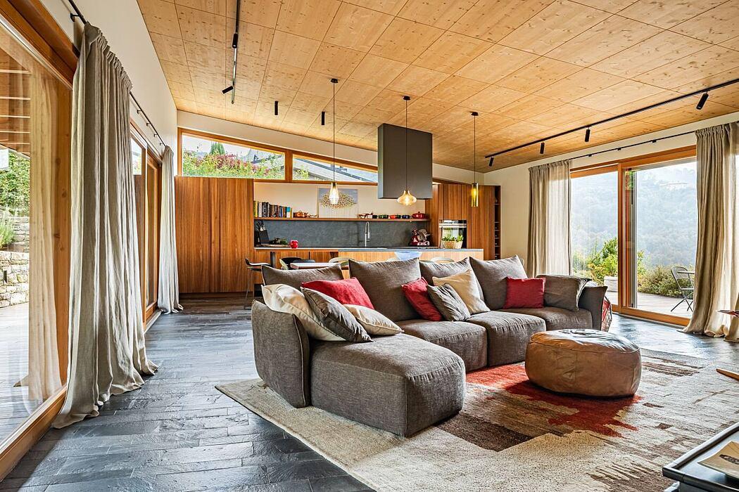 Villa P by Edoardo Milesi & Archos