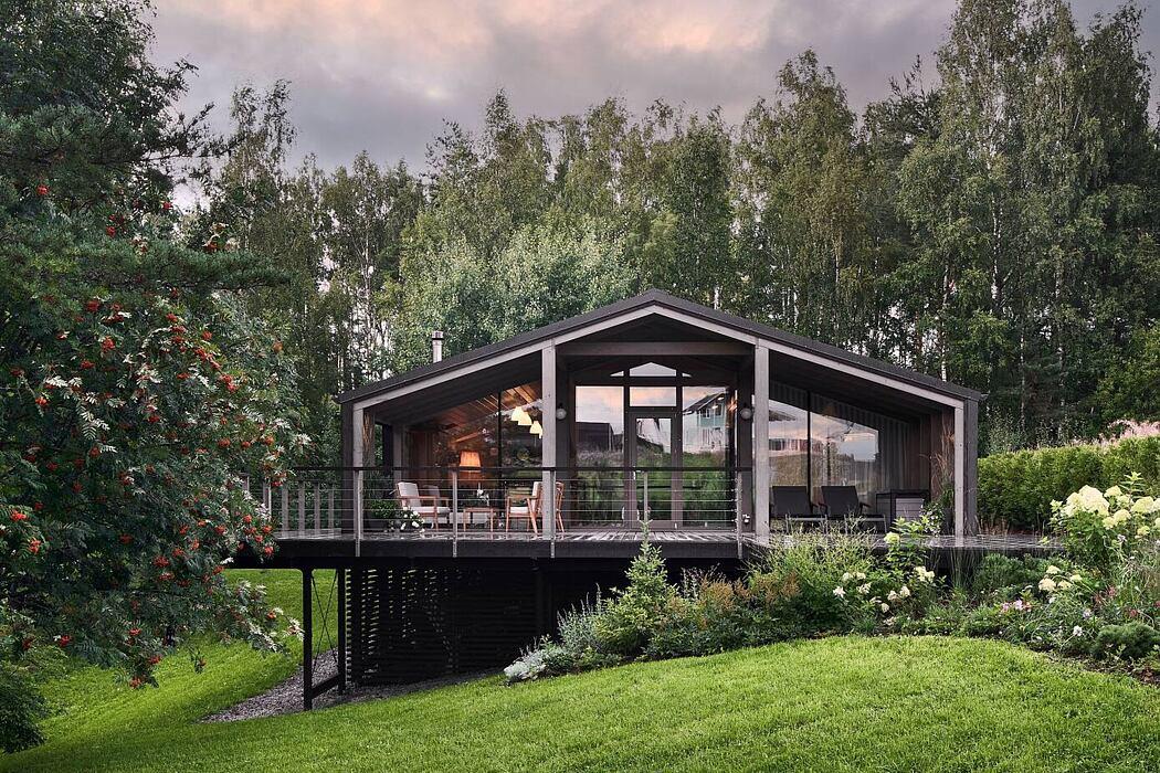 Modular House by Bio-Architects