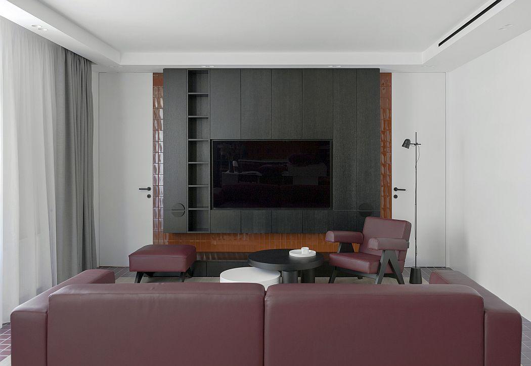 NB11 Apartment by ZROBIM Architects