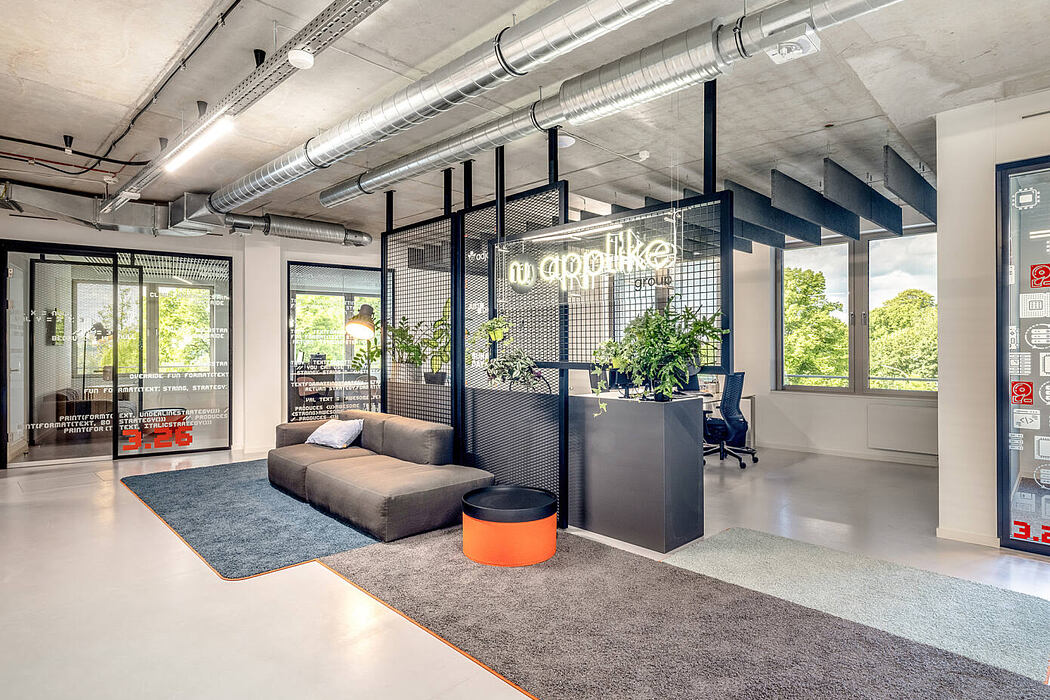 AppLike Office Fit-out by Baid