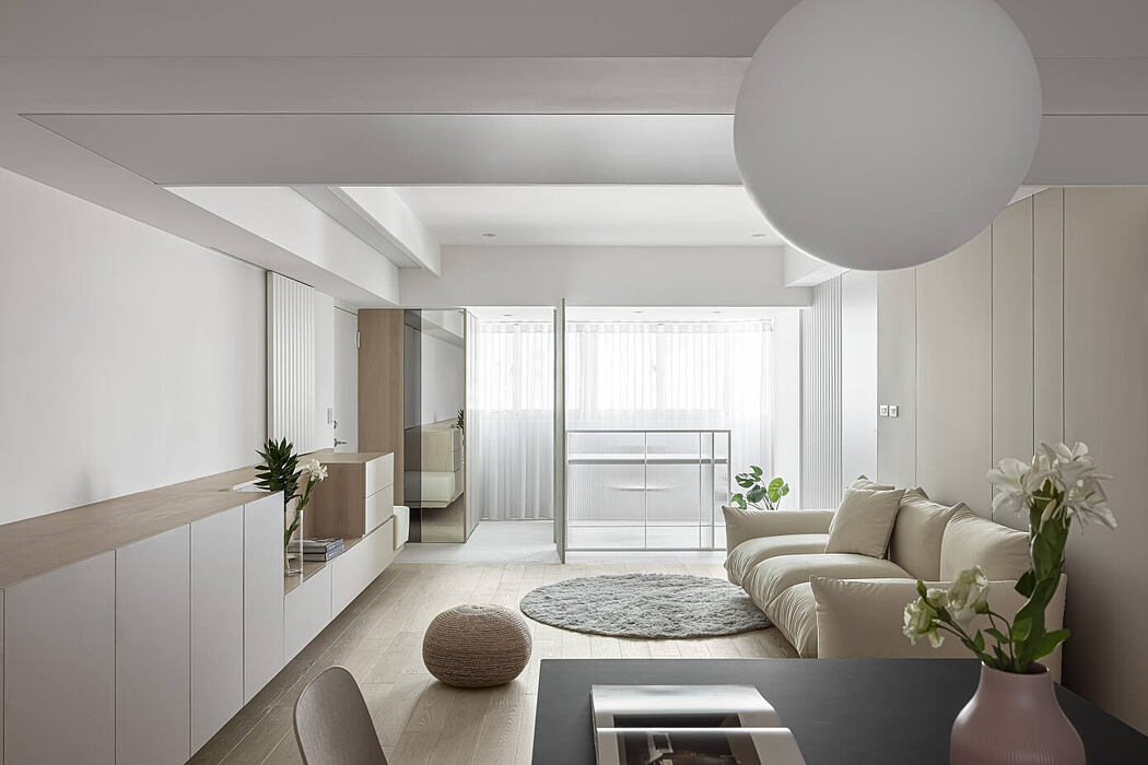 CH2110 Apartment by C.H. Interior