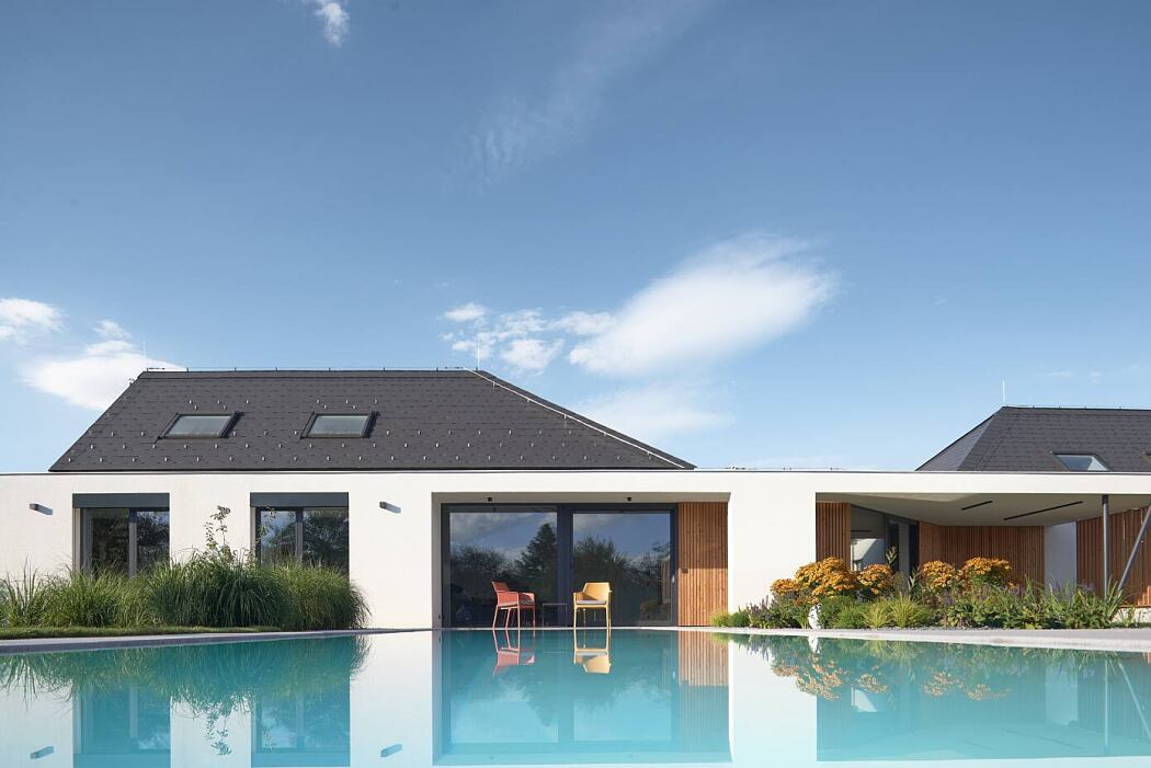 Family house in Ráby by AIR Studio