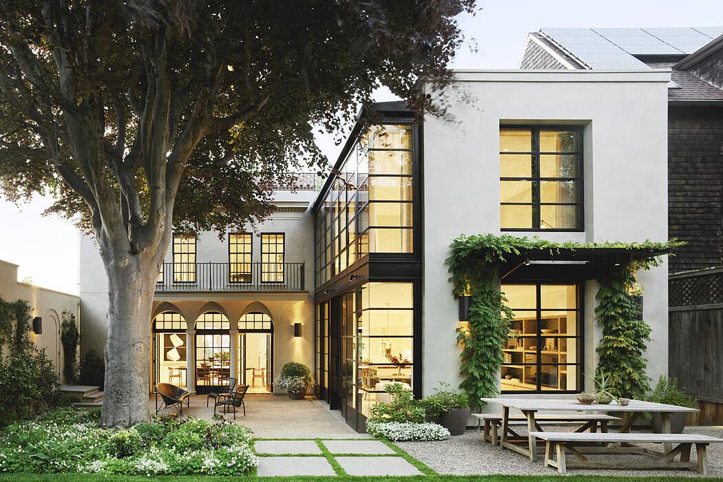 Historic Renovation by Walker Warner Architects