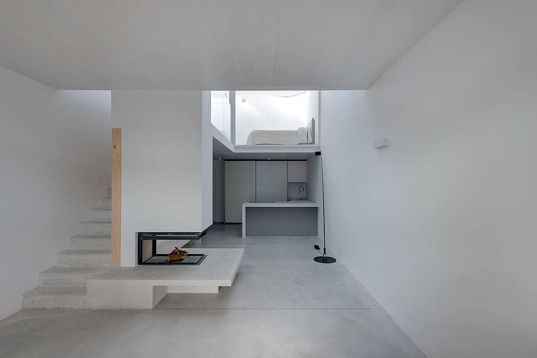L-Loft by Arbau Studio