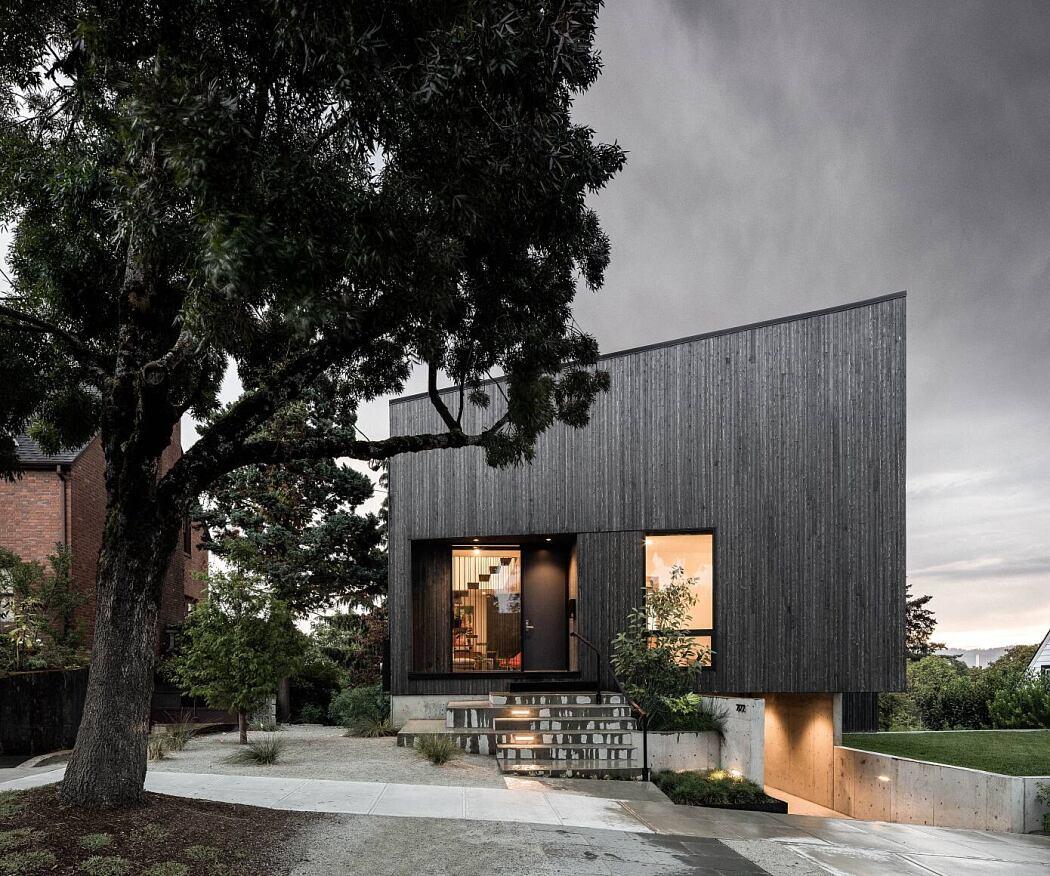 Ridge House by Leckie Studio Architecture + Design