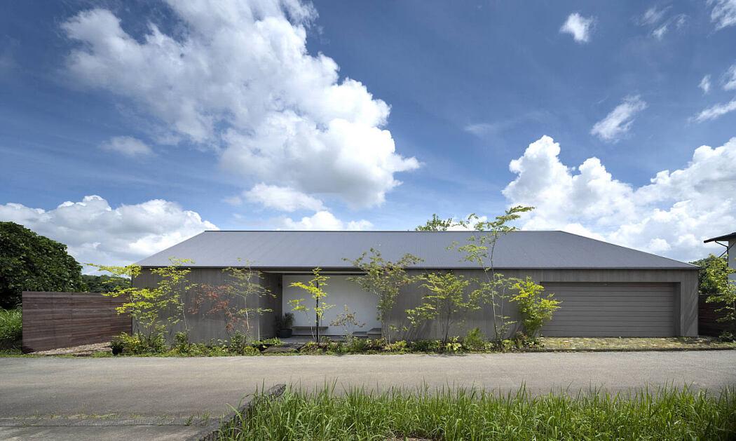 Villa Tsukuba by Naoi Architecture & Design Office