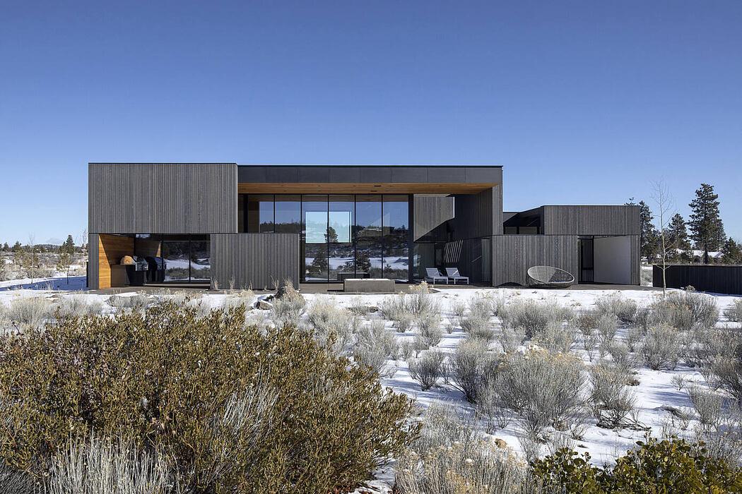 High Desert Residence by Hacker