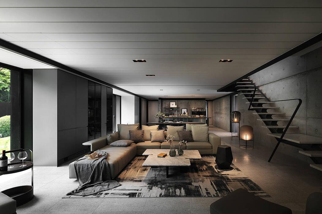 Comfort in Context by Chain10 Architecture & Interior Design Institute
